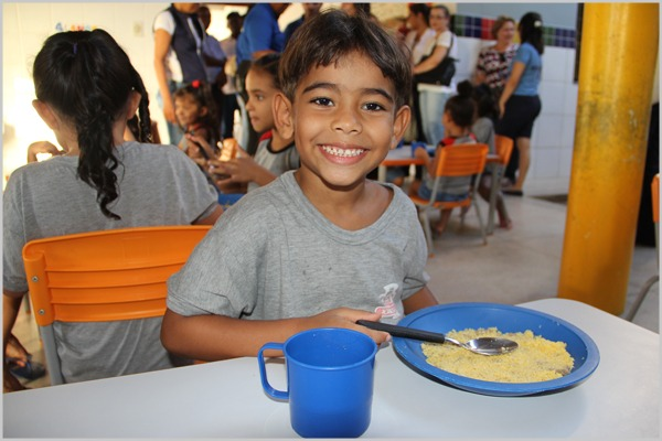 WFP Centre of Excellence against Hunger, Brazil – UNOSSC