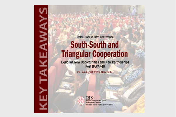 South-South and Triangular Cooperation Cover Image