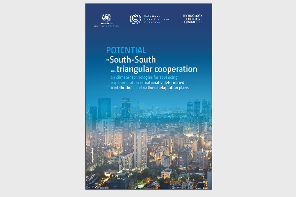 Potential South-South Triangular Cooperation Cover