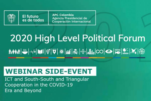 Webinar: ICT & South-South and Triangular Cooperation in the COVID-19 Era and Beyond Featured Image