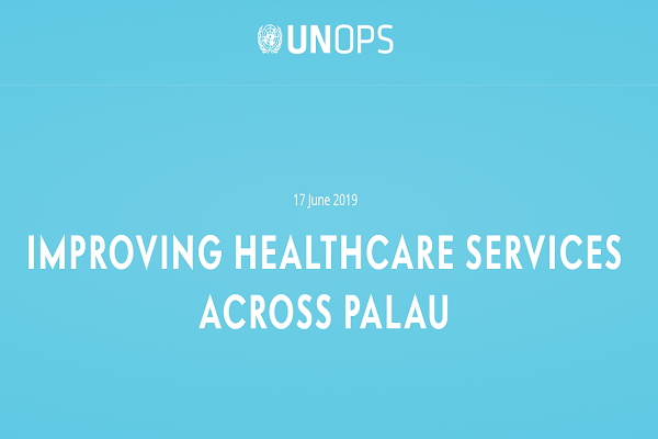 Improving Healthcare Services Across Palau Featured Image