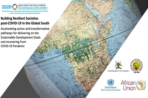 Webinar Building Resilient Societies post-COVID-19 in the Global South Featured Image