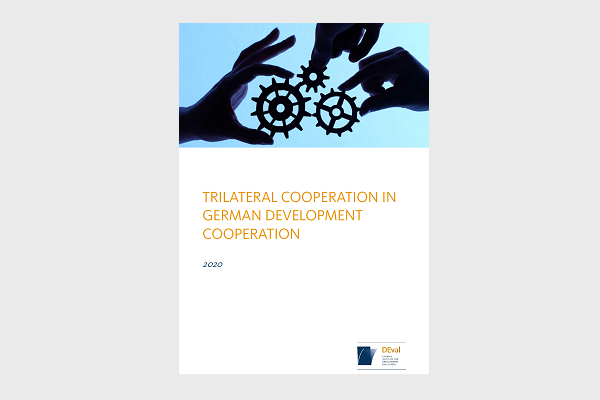 Trilateral Cooperation in German Development Cooperation Publication Image