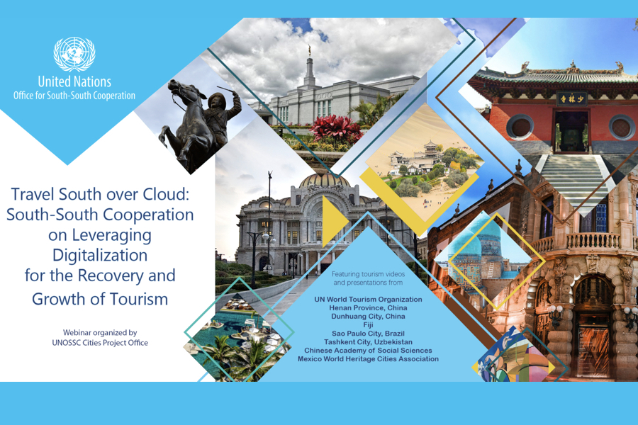 Webinar Travel South Over Cloud Featured Image