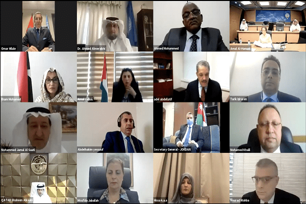 Arab Emirated Webinar Front Page Block Image
