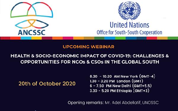 Health and Socio-Economic Impact of COVID19 Featured Image