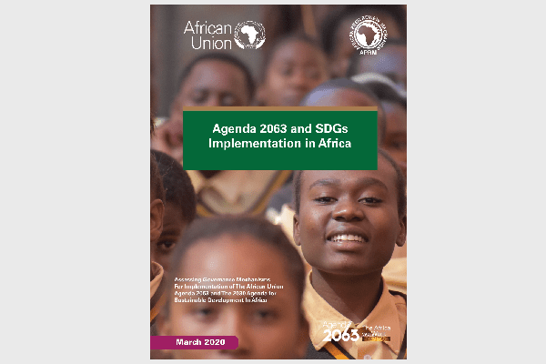 Agenda 2063 and SDGs Implementation is Africa Featured Image